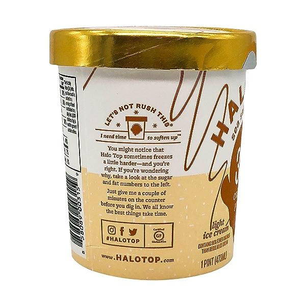 Sea Salt & Caramel Ice Cream, 1 pint 7