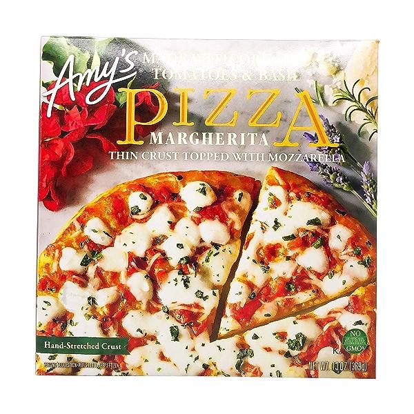 Margherita Pizza, 13 oz 1