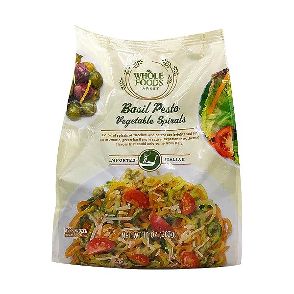 Basil Pesto Vegetable Spiral, 10 oz 1