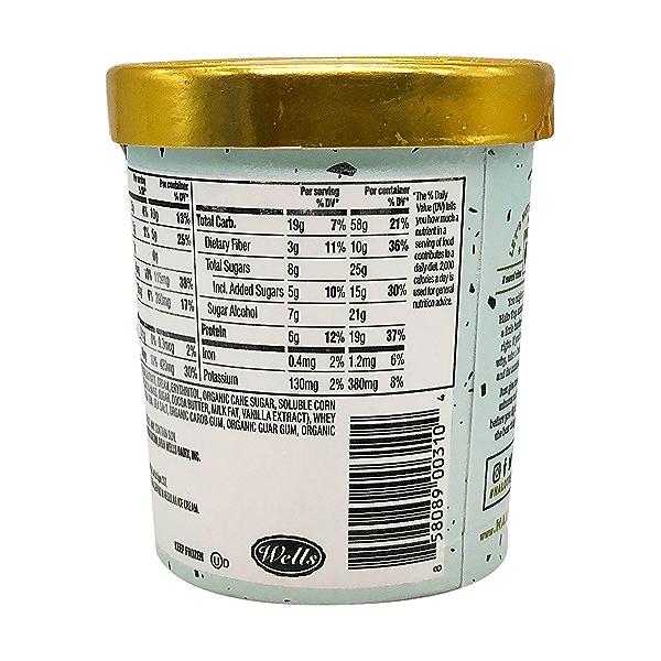 Halo Top Mint Chip Light Ice Cream, 1 pint 5