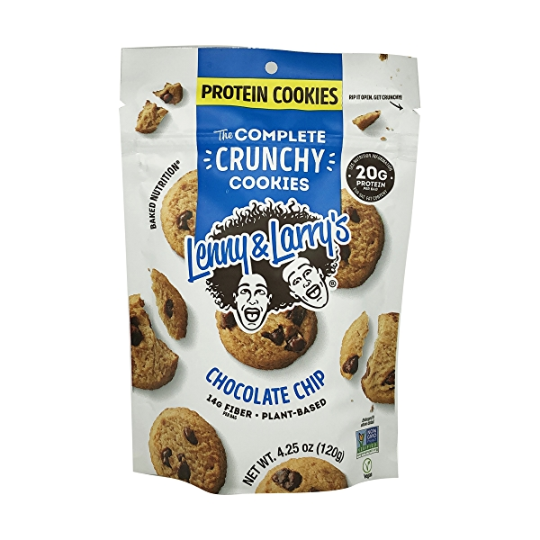 The Complete Crunchy Chocolate Chip Cookies, 4.25 oz 1