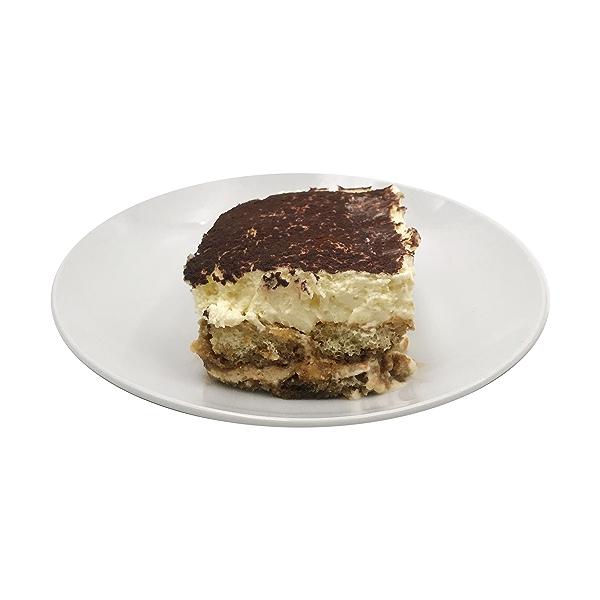 Tiramisu Cake Slice, 1 each 1