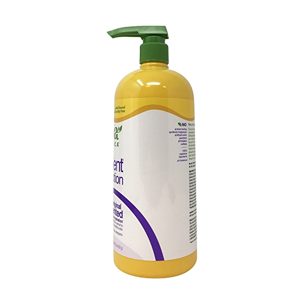 Very Emollient Unscented Lotion, 32 oz 3