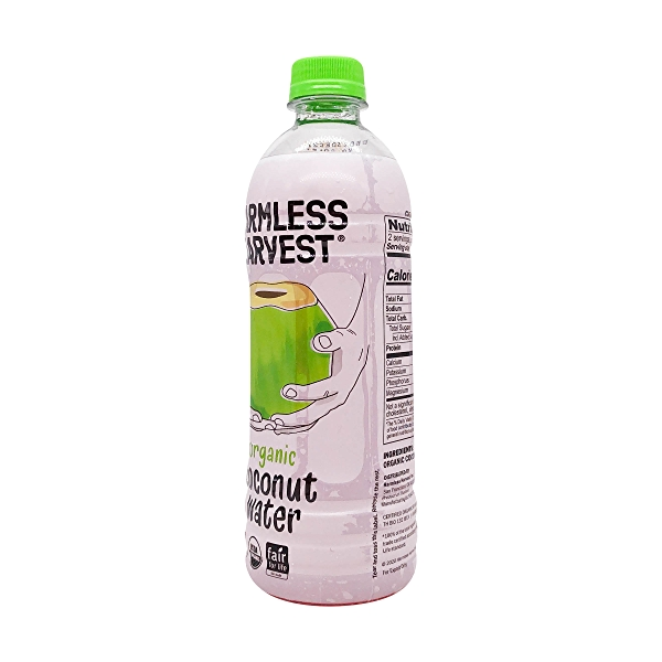 Organic Harmless Coconut Water, 16 fl oz 2