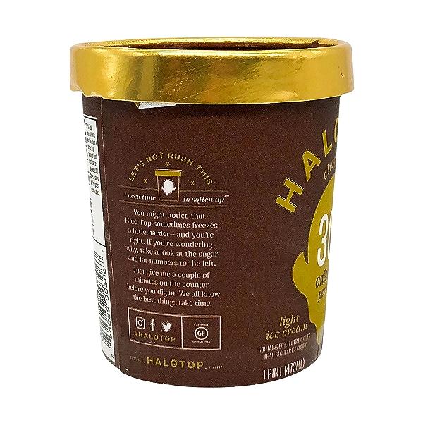Light Chocolate Ice Cream, 1 pint 7