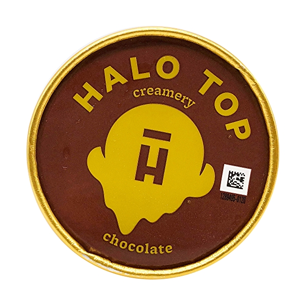Light Chocolate Ice Cream, 1 pint 9