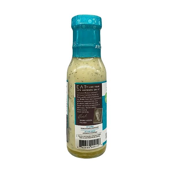 Dairy-Free Ranch Dressing with Avocado Oil, 8 fl oz 6
