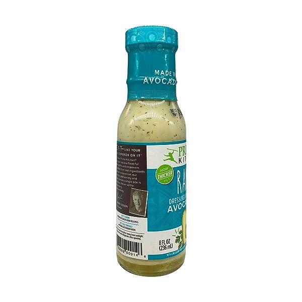 Dairy-Free Ranch Dressing with Avocado Oil, 8 fl oz 7