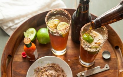 Spicy Beer Cocktails
