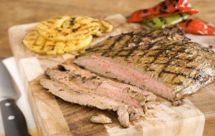 Spicy Jerk Flank Steak