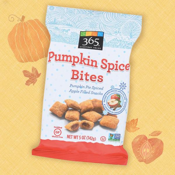 365 Everyday Value® Pumpkin Spice Bites