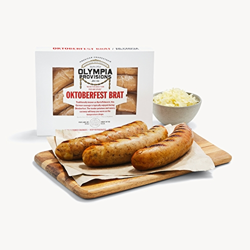 Olympia Provisions Oktoberfest Sausages