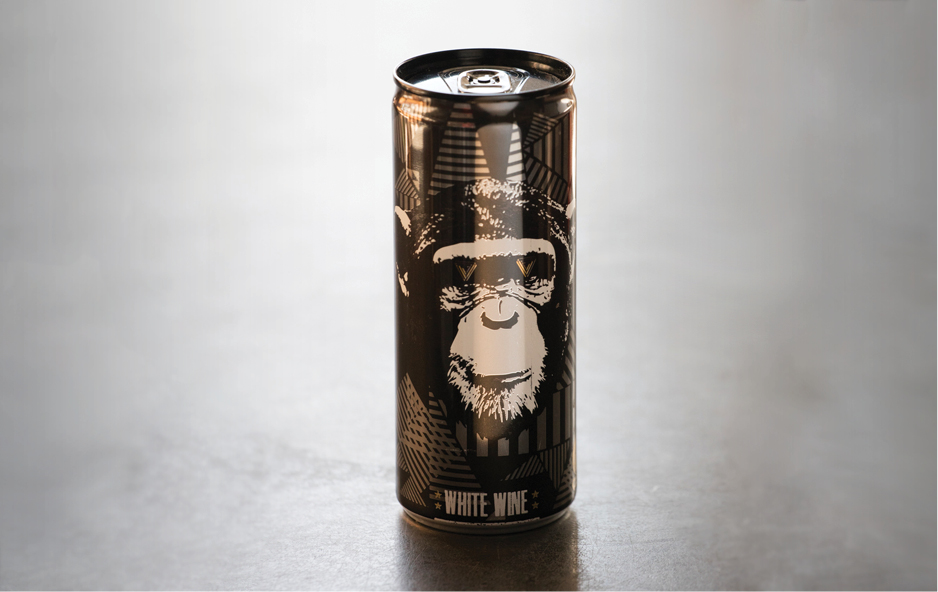 Wine in a Can