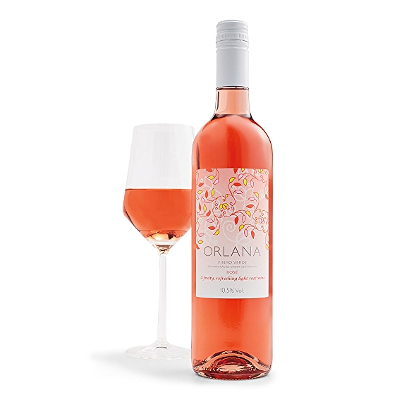 Image of rose wine