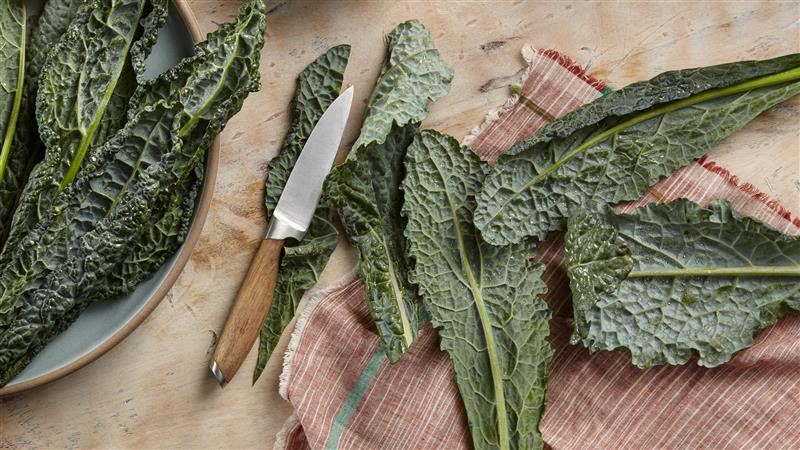 Image of leafy greens