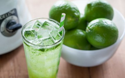 Minted Lime Freeze