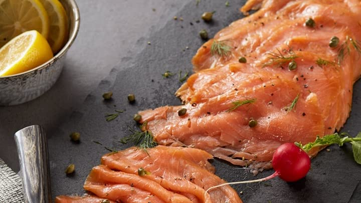 Changing Seas Smoked Salmon