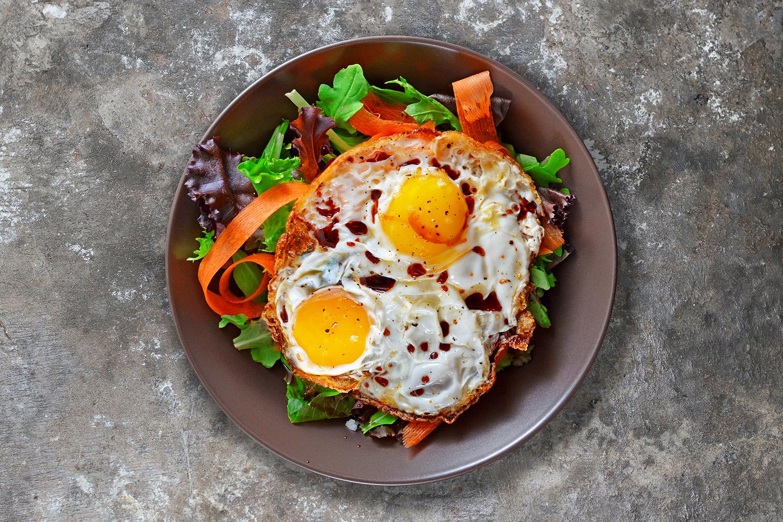 Nom Nom Paleo's Sunnyside Salad