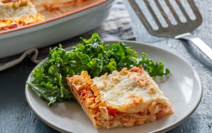 weeknight lasagna