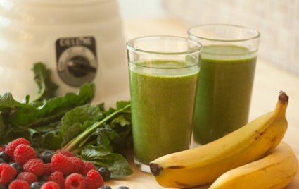 Double Green Smoothie