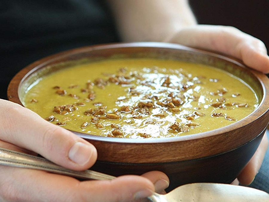 Photo: Creamy Curried Cauliflower Soup