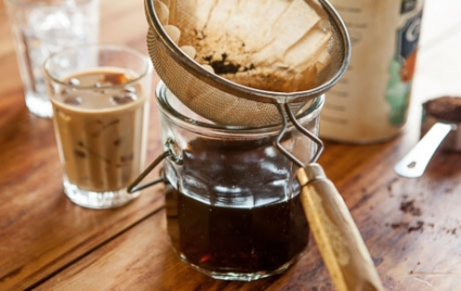 Learn to Cook: Cold-Brewed Coffee