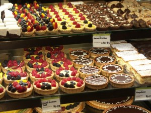 Bakery at Haight-Ashbury Store