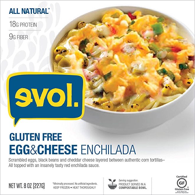 Evol Breakfast Bowl