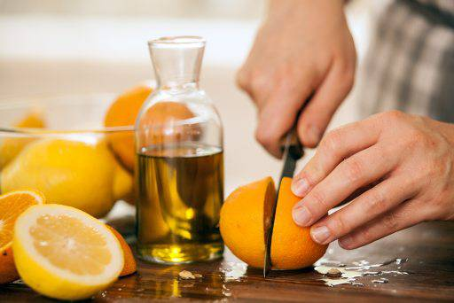 Lemon prep