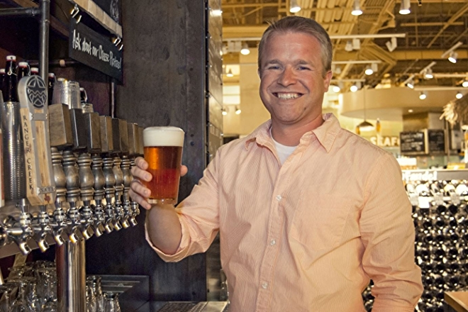 Brewmaster Dave Ohmer of Whole Foods Market Brewing Company, Houston, Tex.
