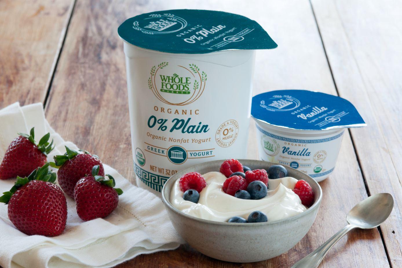 14 Ideas For Greek Yogurt With Recipes Whole Foods Market