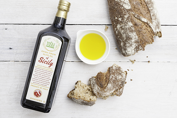 Whole Foods Market Extra Virgin Olive Oil from Italy