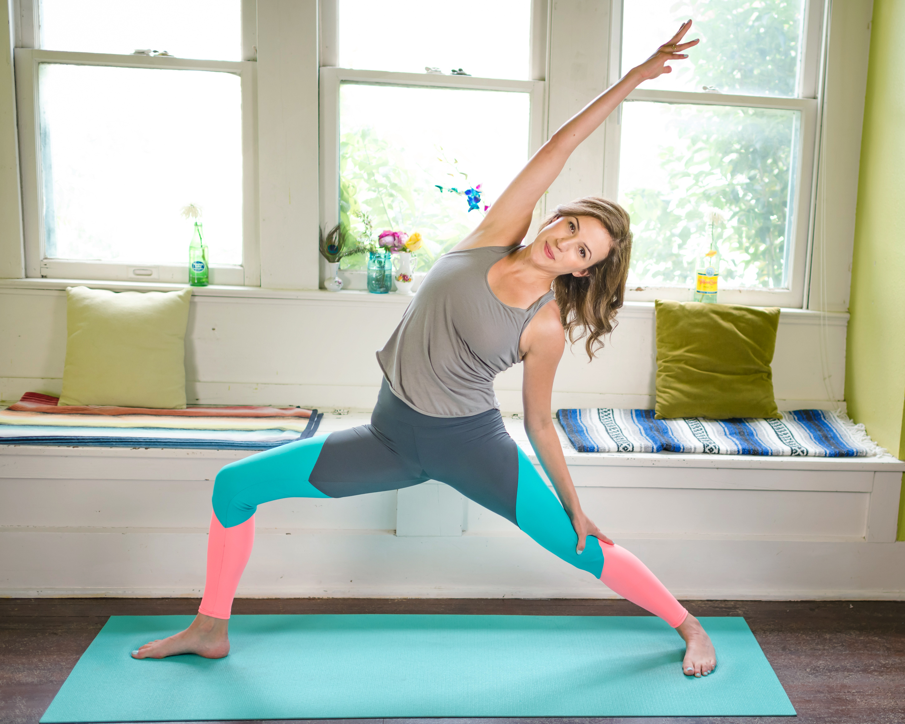 Kick Your Year Off With An At Home Yoga Practice Whole Foods Market