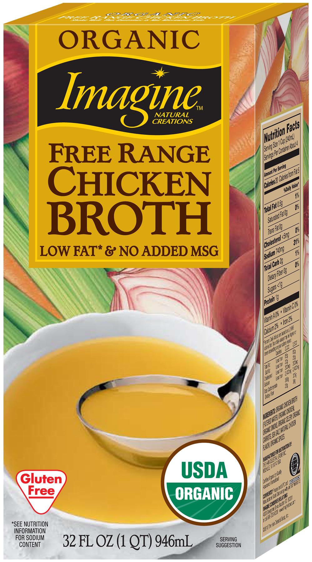 Imagine Chicken Broth