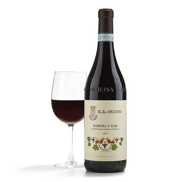G.D. Vajra Barbera d'Alba Wine