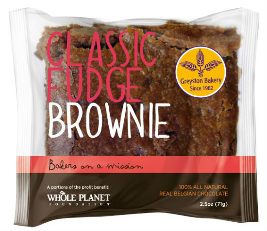 Greyston Bakery Brownie