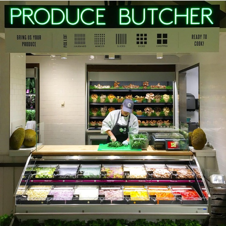 Produce Butcher Emily Hankey Bryant Park Store