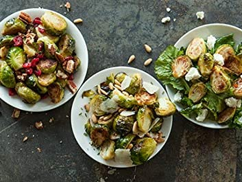 Photo: Oven Roasted Brussels Sprouts