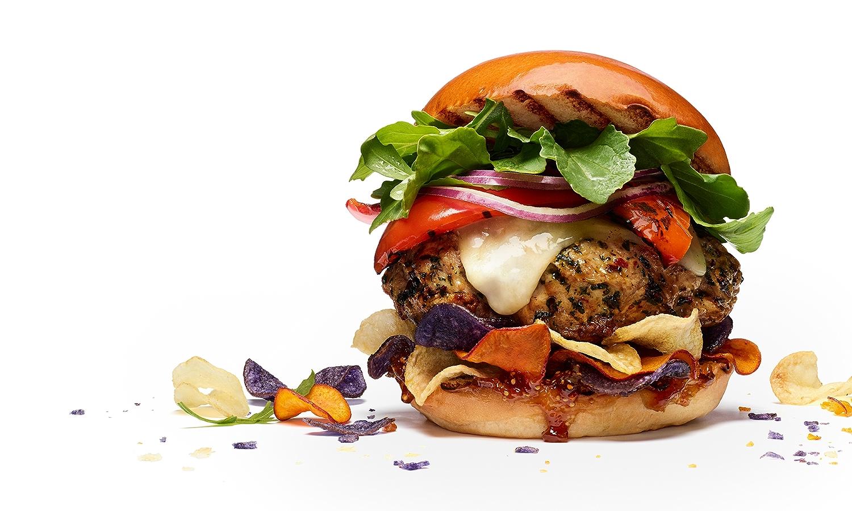 Turkey Burger in a bun