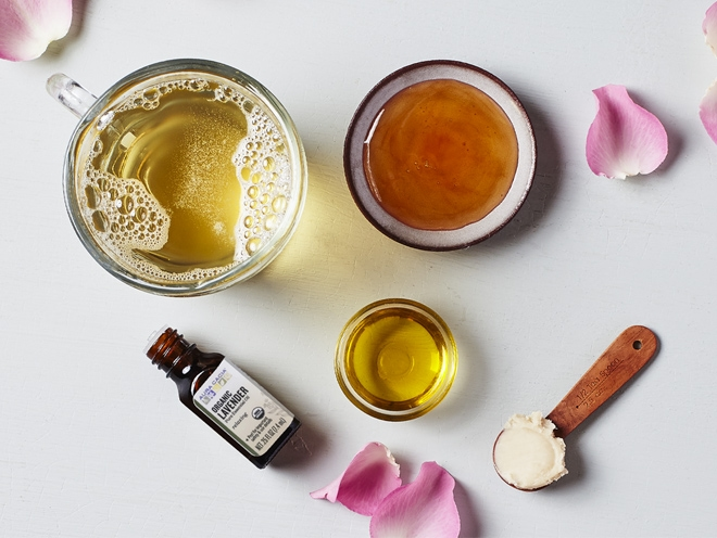 organic beauty and body care products