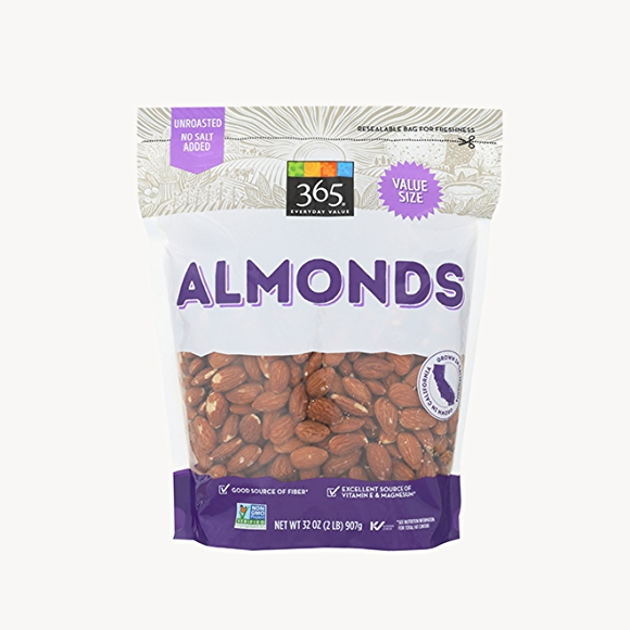 365 by Whole Foods Market Organic Almonds