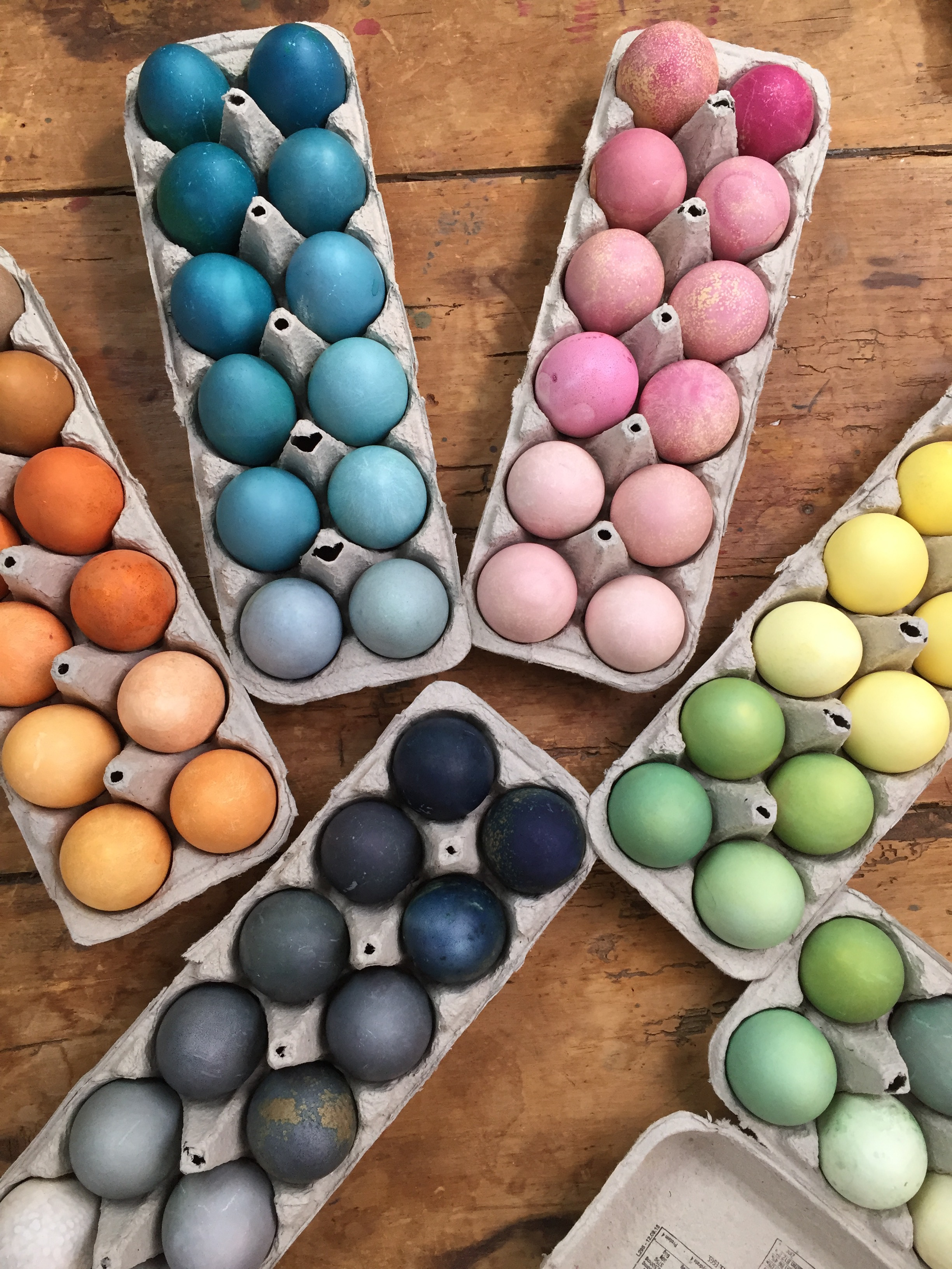 Dyeing Easter Eggs The Natural Way Whole Foods Market