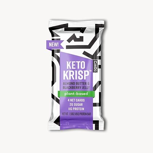 Keto Krisp Plant Based Bars
