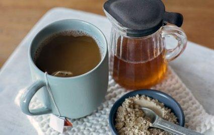 maple mushroom chai