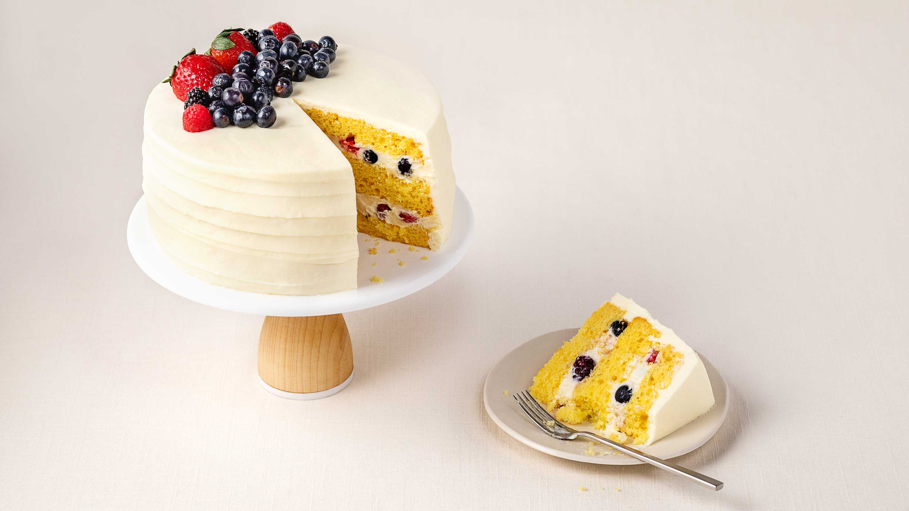 5 Reasons To Try Berry Chantilly Cake Whole Foods Market