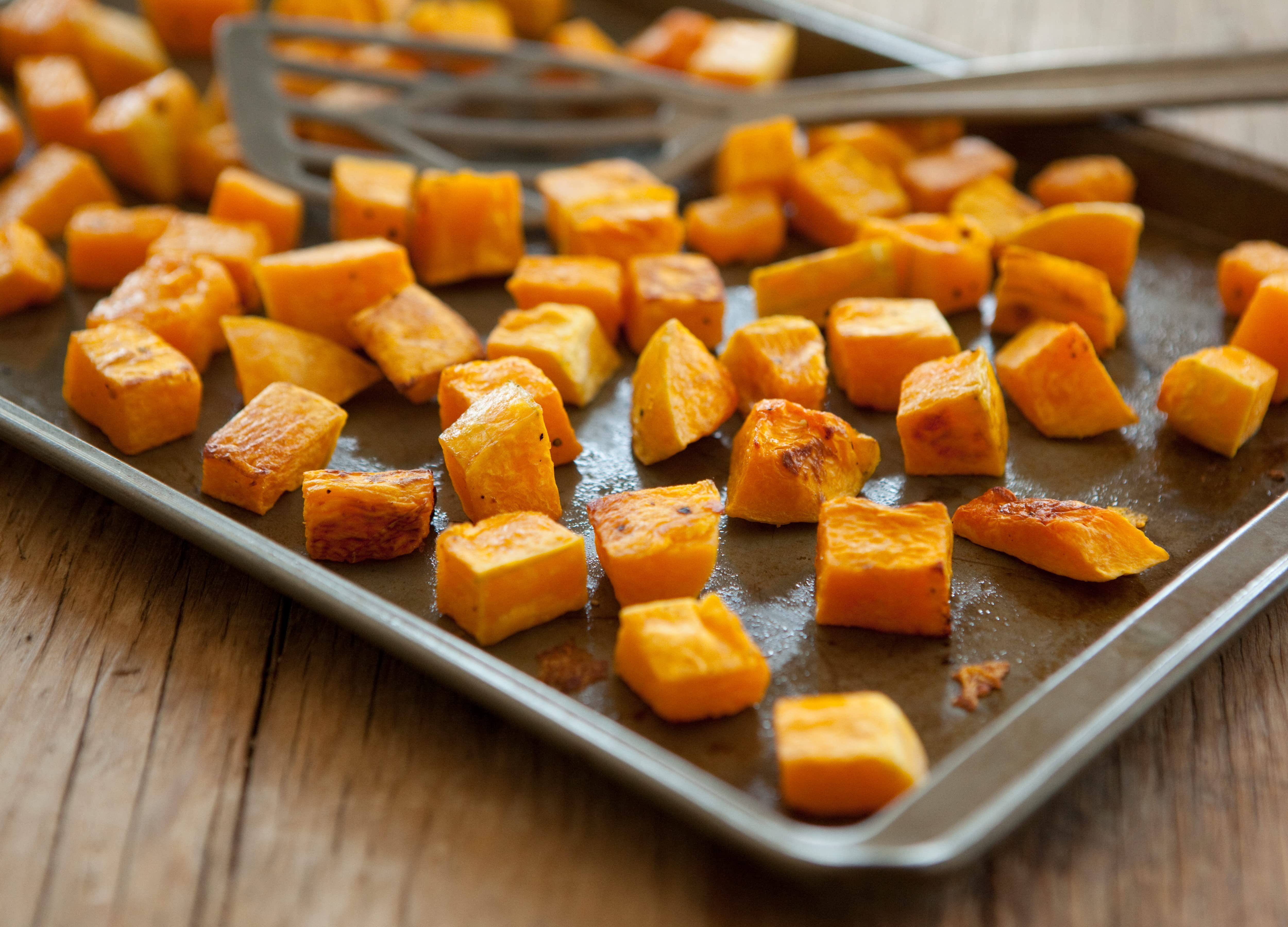 How to Cook: Roasted Butternut Squash