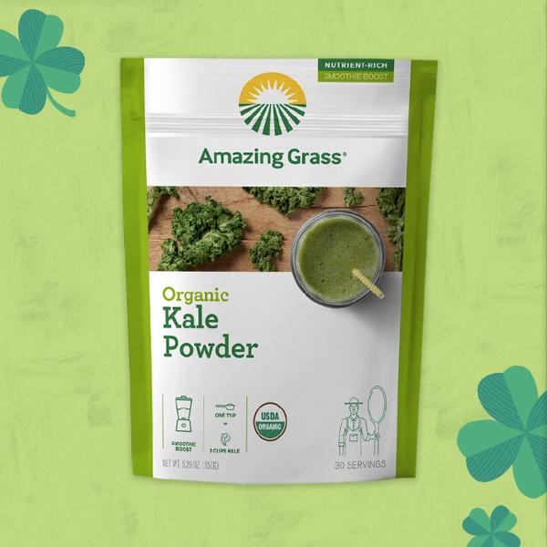 Amazing Grass Organic Kale Powder