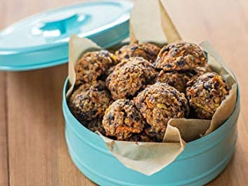 Photo: Carrot-Walnut Cookies