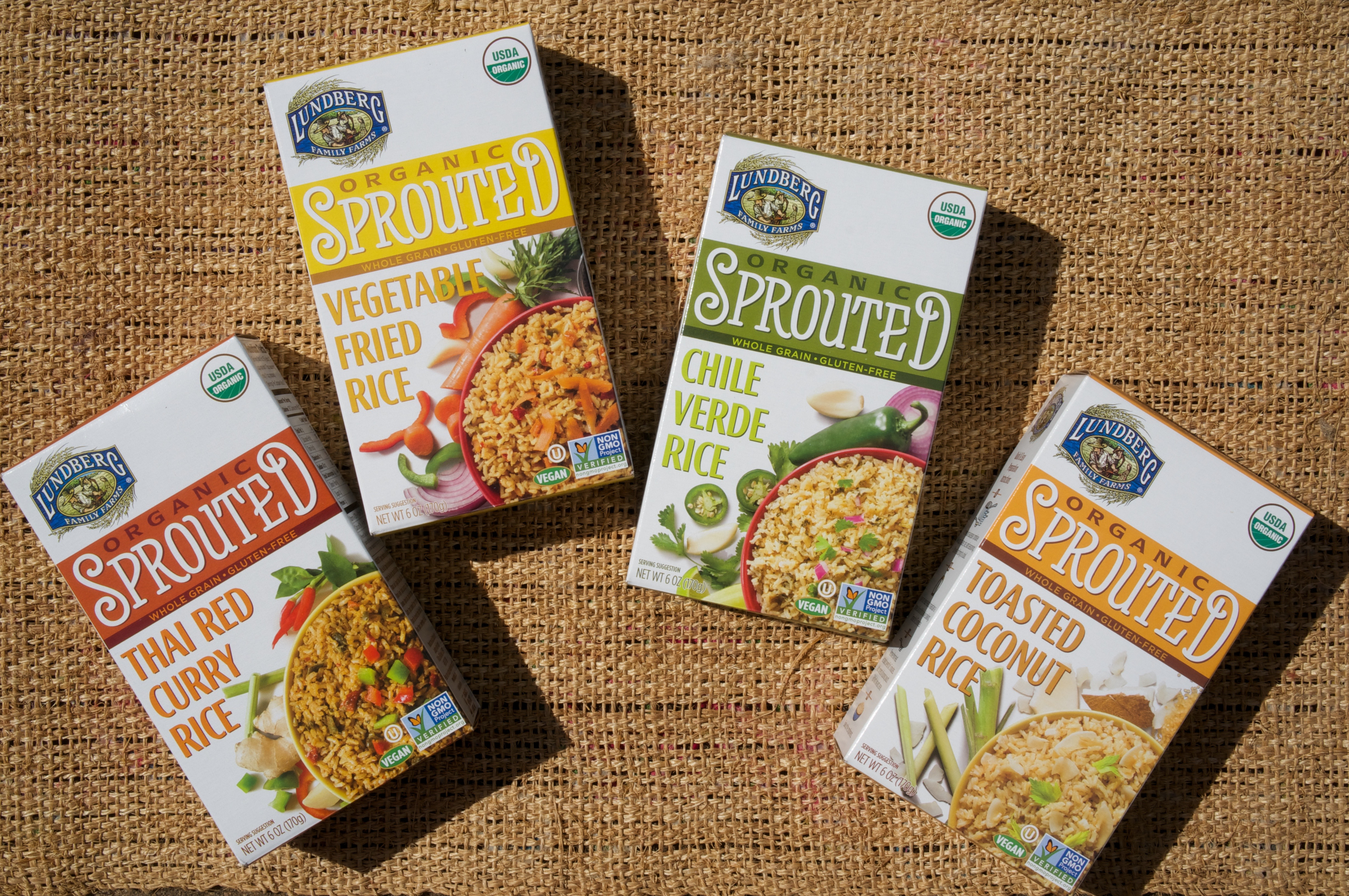 Lundberg Organic Sprouted Rice
