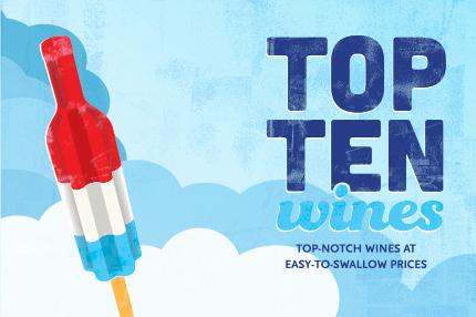 Top Ten Wines